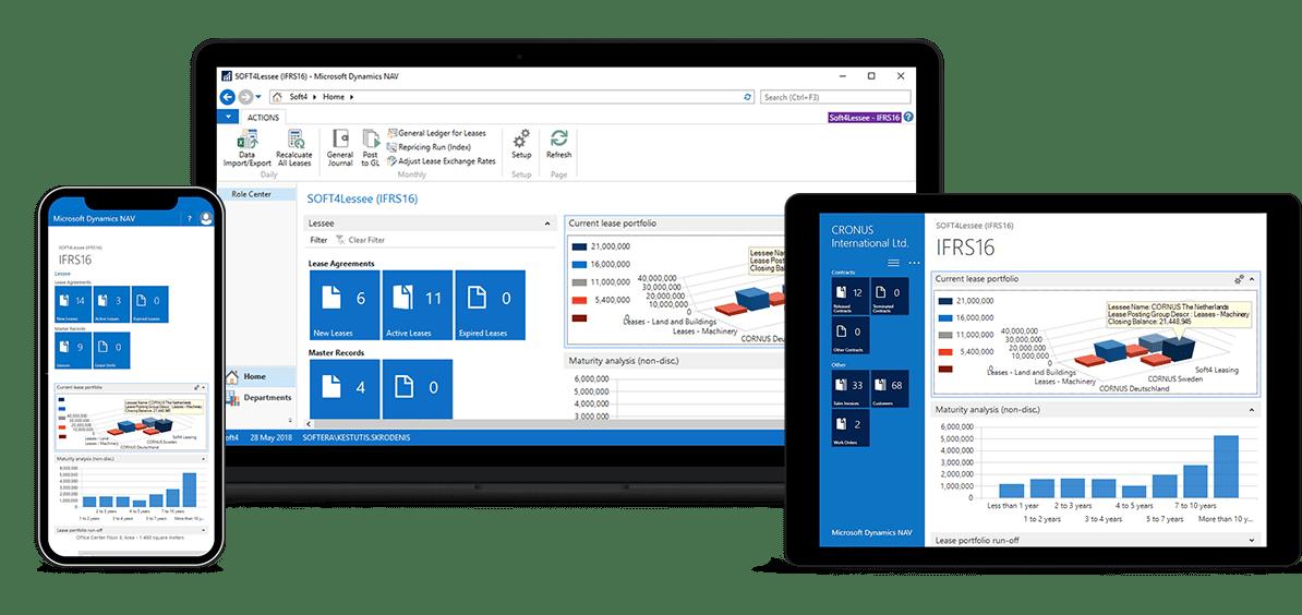 Microsoft Dynamics NAV | Softera