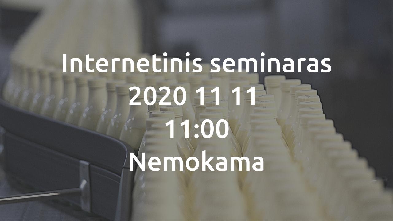 Internetinis seminaras | Sklandi gamyba: per 20 metų išmoktos pamokos | Softera